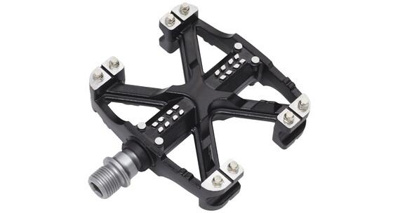 Mounty Comp-Pedal Polkimet , harmaa/musta